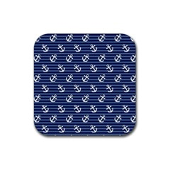 Boat Anchors Drink Coasters 4 Pack (Square)