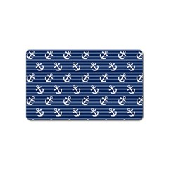 Boat Anchors Magnet (Name Card)