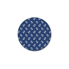 Boat Anchors Golf Ball Marker 10 Pack