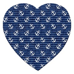Boat Anchors Jigsaw Puzzle (Heart)