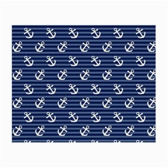 Boat Anchors Glasses Cloth (Small, Two Sided)
