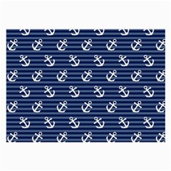 Boat Anchors Glasses Cloth (large)