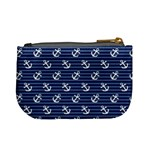 Boat Anchors Coin Change Purse Back