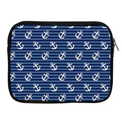 Boat Anchors Apple iPad Zippered Sleeve