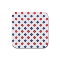 Boat Wheels Drink Coaster (Square)