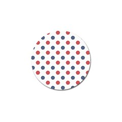 Boat Wheels Golf Ball Marker 4 Pack
