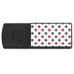 Boat Wheels 1GB USB Flash Drive (Rectangle)