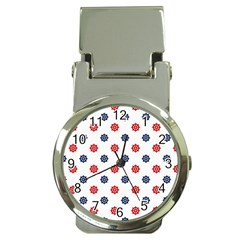 Boat Wheels Money Clip with Watch