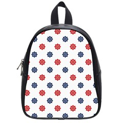 Boat Wheels School Bag (Small)