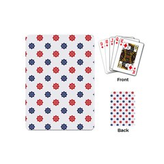 Boat Wheels Playing Cards (Mini)