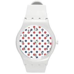 Boat Wheels Plastic Sport Watch (medium)