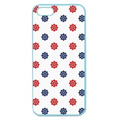 Boat Wheels Apple Seamless Iphone 5 Case (color)