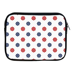Boat Wheels Apple iPad Zippered Sleeve