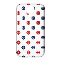 Boat Wheels Samsung Galaxy S4 Classic Hardshell Case (PC+Silicone)