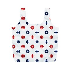 Boat Wheels Reusable Bag (M)