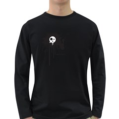 CrazyMonster Men s Long Sleeve T-shirt (Dark Colored)
