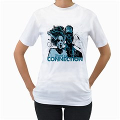 Frank Connection Women s T Shirt (white)