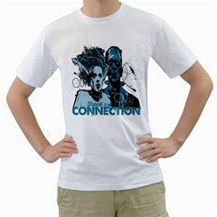 Frank Connection Men s T Shirt (white)