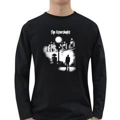 The Extorsionist Men s Long Sleeve T Shirt (dark Colored)
