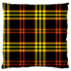 Tartan17c  Large Cushion Case (Two Sided)