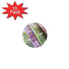 Just Gimme Money 1  Mini Button Magnet (10 pack)