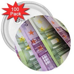 Just Gimme Money 3  Button (100 pack)