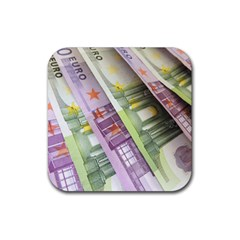 Just Gimme Money Drink Coaster (Square)