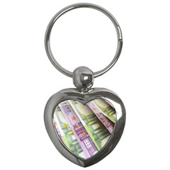 Just Gimme Money Key Chain (Heart)