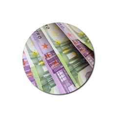 Just Gimme Money Drink Coasters 4 Pack (Round)