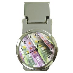 Just Gimme Money Money Clip with Watch