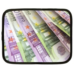 Just Gimme Money Netbook Sleeve (large)