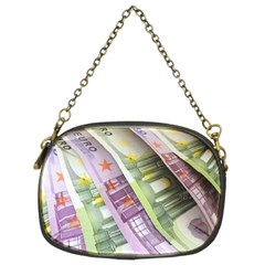 Just Gimme Money Chain Purse (two Sided)