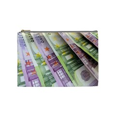 Just Gimme Money Cosmetic Bag (medium)