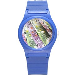 Just Gimme Money Plastic Sport Watch (small)