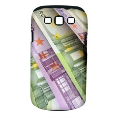 Just Gimme Money Samsung Galaxy S III Classic Hardshell Case (PC+Silicone)