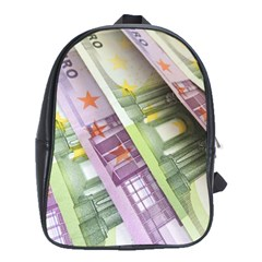 Just Gimme Money School Bag (XL)