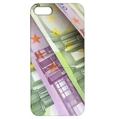 Just Gimme Money Apple Iphone 5 Hardshell Case With Stand