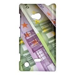 Just Gimme Money Nokia Lumia 720 Hardshell Case