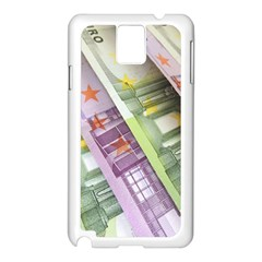 Just Gimme Money Samsung Galaxy Note 3 N9005 Case (white)