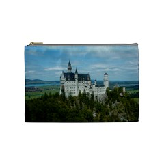 Neuschwanstein Castle - Schloss Neuschwanstein Cosmetic Bag (Medium)