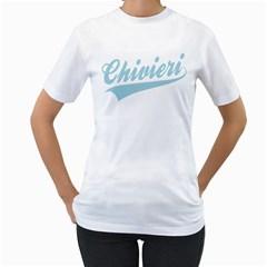 Chivieri Women s T Shirt (white)