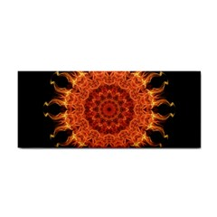 Flaming Sun Hand Towel