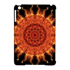 Flaming Sun Apple iPad Mini Hardshell Case (Compatible with Smart Cover)