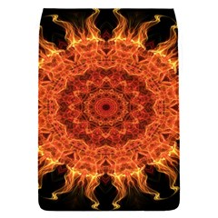 Flaming Sun Removable Flap Cover (Small)
