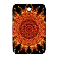 Flaming Sun Samsung Galaxy Note 8.0 N5100 Hardshell Case