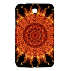 Flaming Sun Samsung Galaxy Tab 3 (7 ) P3200 Hardshell Case