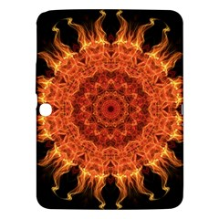 Flaming Sun Samsung Galaxy Tab 3 (10.1 ) P5200 Hardshell Case