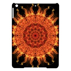 Flaming Sun Apple iPad Air Hardshell Case