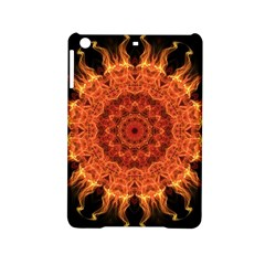 Flaming Sun Apple Ipad Mini 2 Hardshell Case