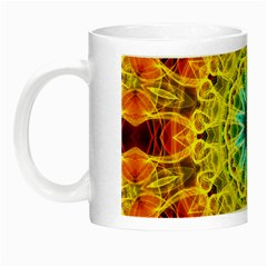 Flower Bouquet Glow in the Dark Mug